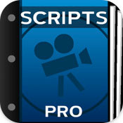 scripts-pro - best screenwriting apps for iPad